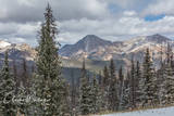 Mount Atena, Mount Taylor, Monarch Pass, Colorado