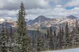 Mount Atena, Mount Taylor, Monarch Pass, Colorado