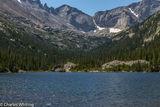Pagoda Mountain, Spearhead, Mills Lake, Glacier Gorge, Rocky Mountain National Park
