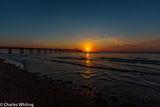 sun, sunrise, Deerfield Beach, Florida, fishing pier