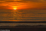 Sunset, Gulf of Mexico, Siesta Key Beach, Sarasota, Florida