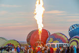 Albuquerque Balloon Fiesta, Albuquerque, New Mexico