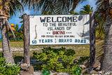Enyu Airstrip, Bikini Atoll, Marshall Islands