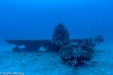 Grumman F6F Hellcat, USS Saratoga, Bikini Atoll, Marshall Islands