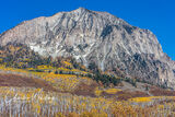 Marcellina Mountain, West Elk Mountain Range, Kebler Pass, Colorado