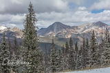 Mount Aetna from Monarch Pass