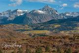 Mount Sneffels, Ridgeway, Colorado, Snow