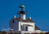 Cabrillo National Monument, Lighthouse, Point Loma Lighthouse, San Diego