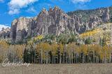 Owl Creek Pass, Cimmaron, Colorado