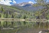 Peak 1, Ten Mile Range, Timber Lake, Summit County, Colorado