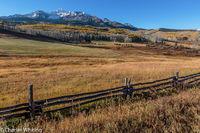 Schmid Family Ranch, San Miguel County, Colorado, Wilson Peak