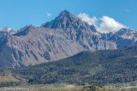 Mount Sneffels, Sneffels Range