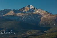 Longs Peak East Face, The Diamond, RNMP, Rocky Mountain National Park, Colorado, Longs Peak