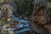 Big Thompson River, Odessa Gorge, Rocky Mountain National Park, Colorado