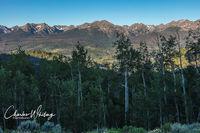 Gore Range, Ute Pass, Summit County, Colorado