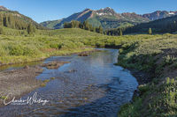 Gothic Mountain, East River, Crested Butte, Colorado, Schofield Pass