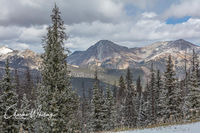 Mount Aetna, Taylor Mountain, Monarch Pass, Colorado