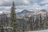 Mount Aetna, Taylor Mountain, Monarch Pass, Colorado