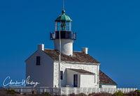 Cabrillo National Monument, Lighthouse, Point Loma Lighthouse, San Diego