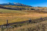 Schmid Family Ranch, Wilson Mesa, San Miguel County, Placerville, Colorado, Wilson Peak