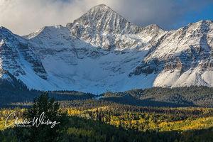 Wilson Peak Sunrise