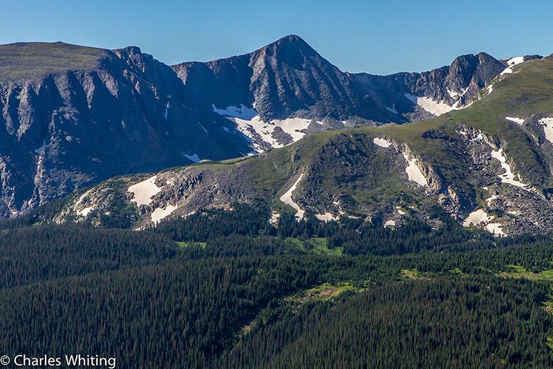 Lava Cliffs, Trail Ridge Road, Rocky Mountain National Park, RMNP, photo