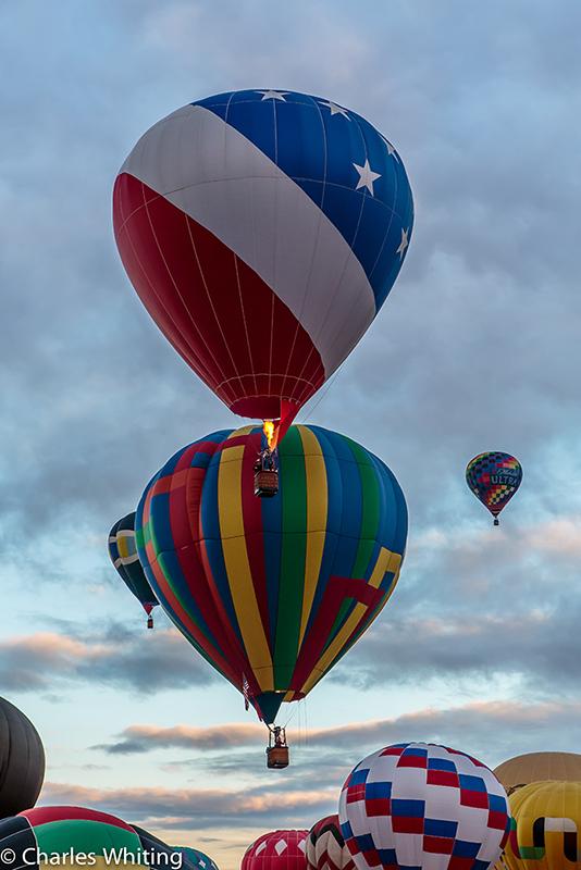 2014 Albuquerque Balloon Fiesta, Albuquerque, New Mexico, photo