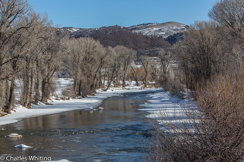 Winter, Elk Creek, Steamboat Springs, Colorado, photo