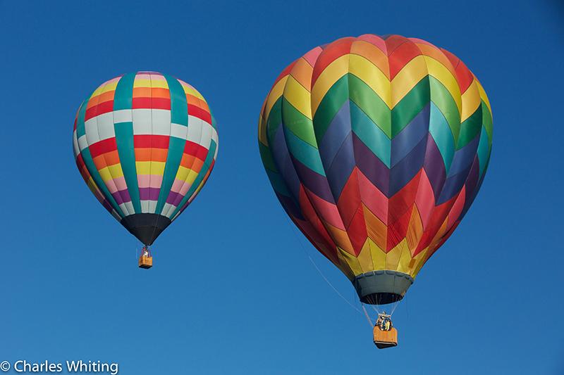 Albuquerque Balloon Fiesta, Albuquerque, New Mexico, photo