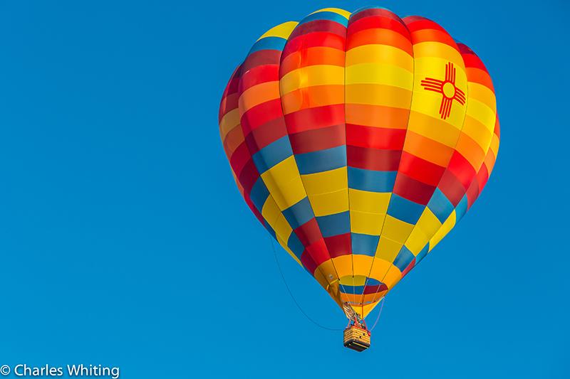 Albuquerque Balloon Fiesta, 2013, Hot Air Balloons, Mass Ascension, photo