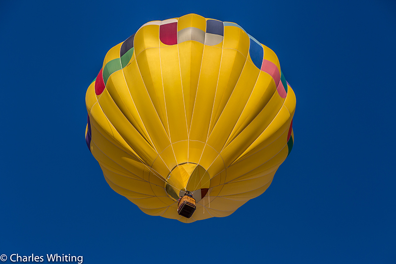 Albuquerque Balloon Fiesta, 2013, Hot Air Balloons, Mass Ascension, photo