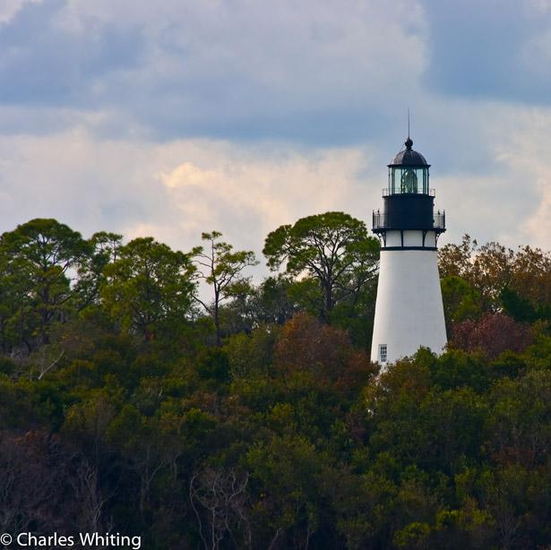 Amelia Island Lighthouse, lighthouse, Amelia Island, Florida, photo