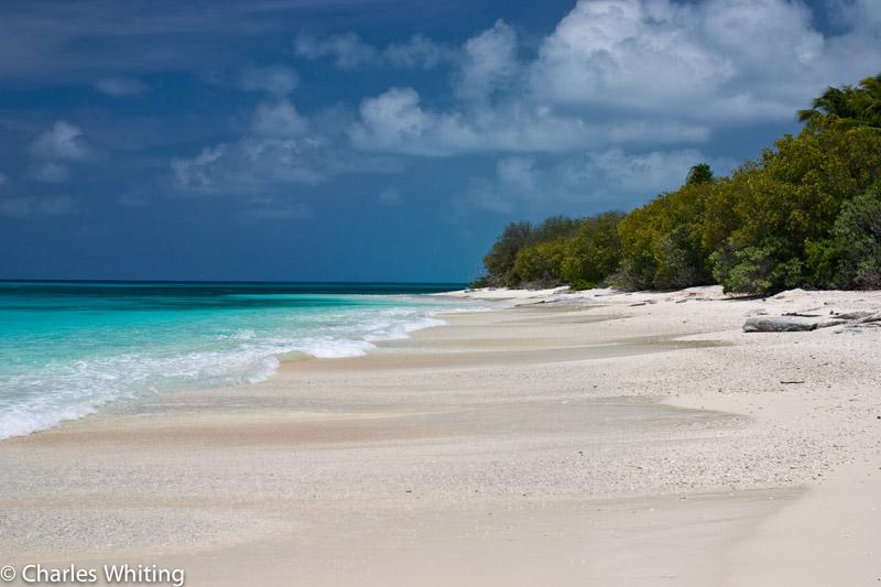 Bikini Atoll, Bikini Atoll Beach, white sand, shells, azure water, photo