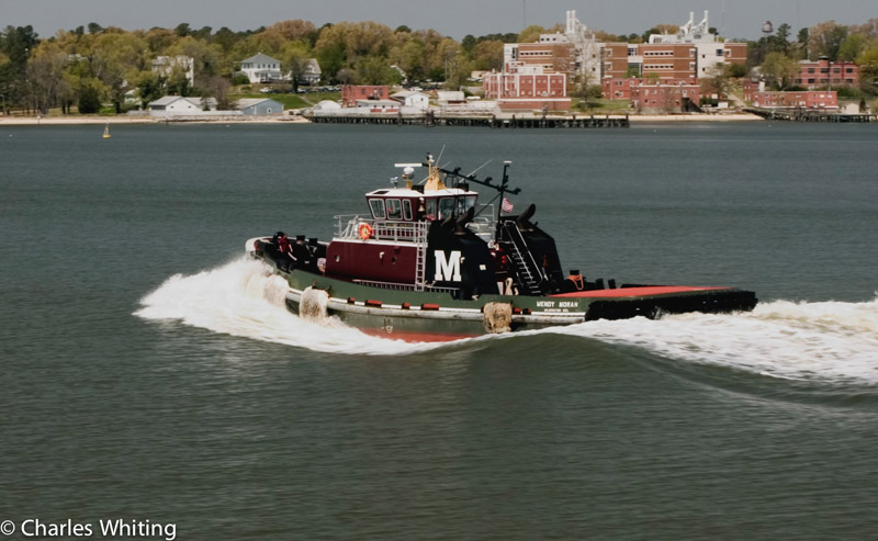 tugboat, Wendy Moran, Norfolk Virginia, photo