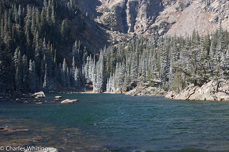 Emerald Lake, RNMP, Rocky Mountain National Park, Colorado, photo