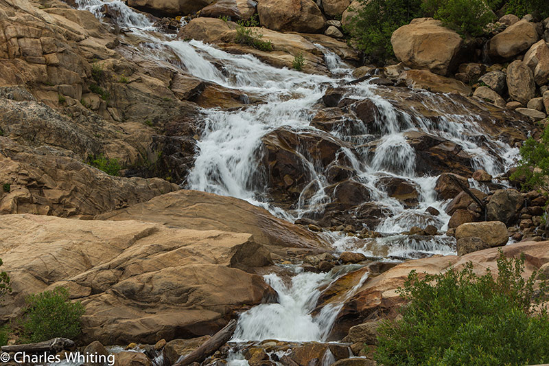 Roaring River, Alluvial Fan, Rocky Mountain National Park, photo