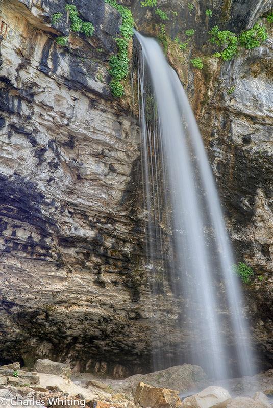 Spouting Rock, Hanging Lake, Glenwood Canyon, Colorado, photo