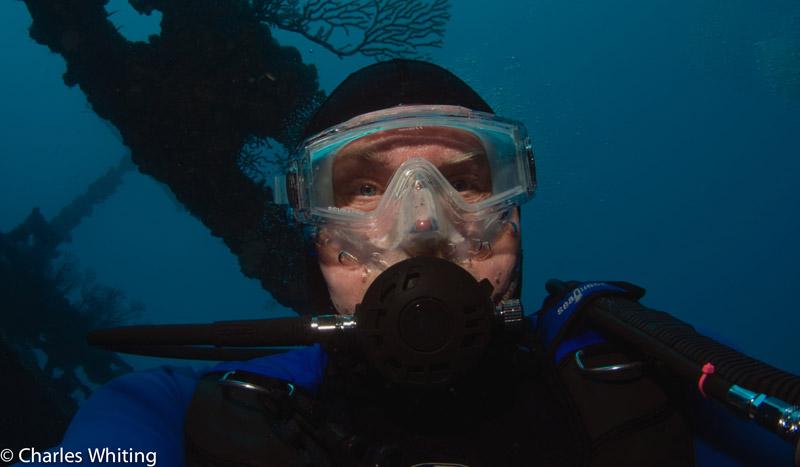 Diver, Captain Tony Wreck, Boynton Beach, Florida, photo