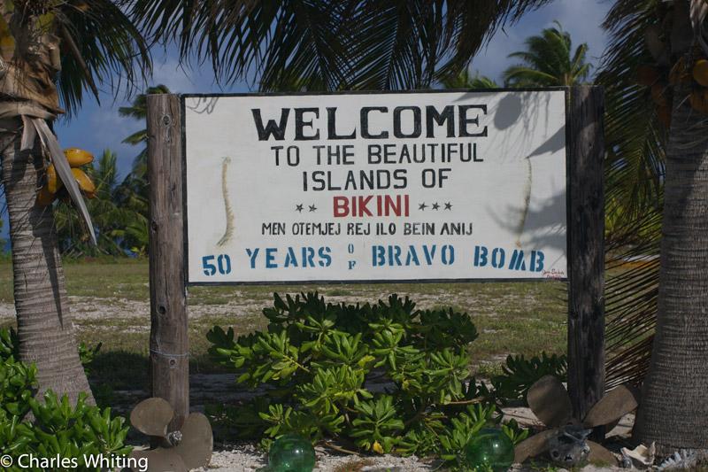 Enyu Airstrip, Bikini Atoll, Marshall Islands, photo
