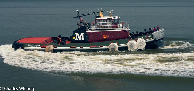 Tugboat, Wendy Moran, Norfolk, Virginia, photo