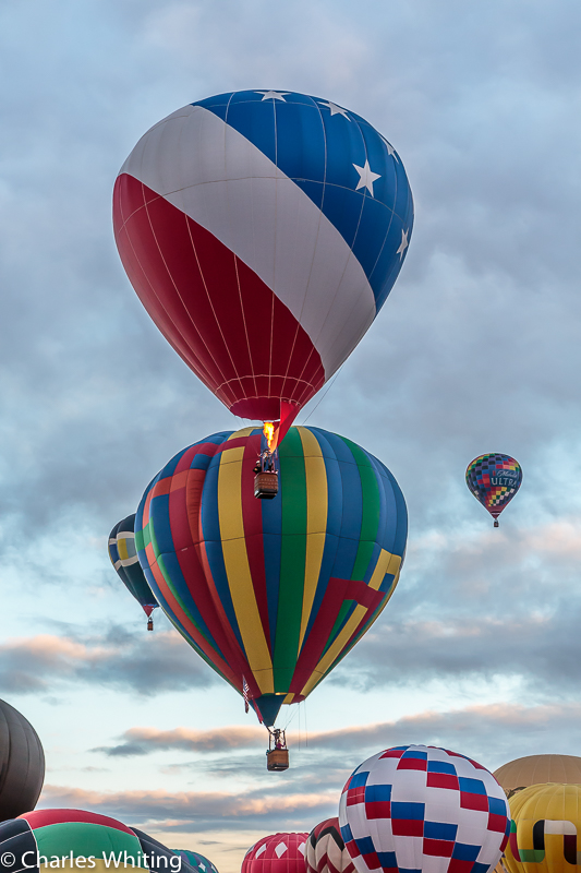 2014 Albuquerque Balloon Fiesta, Albuquerque, New Mexico, photo