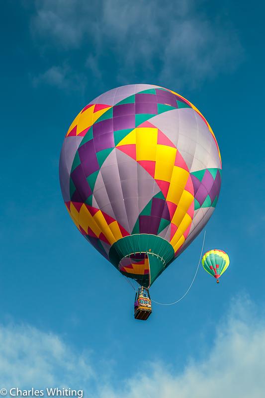 Albuquerque Balloon Fiesta, Hot Air Balloon, New Mexico, photo