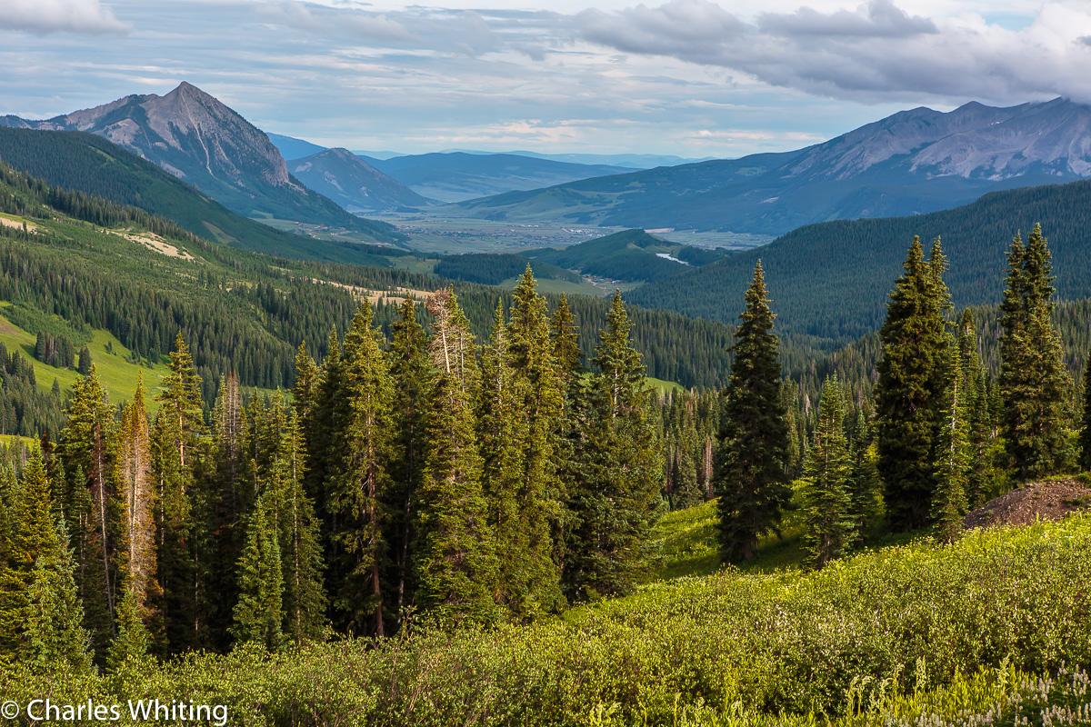Crested Butte, Colorado, photo