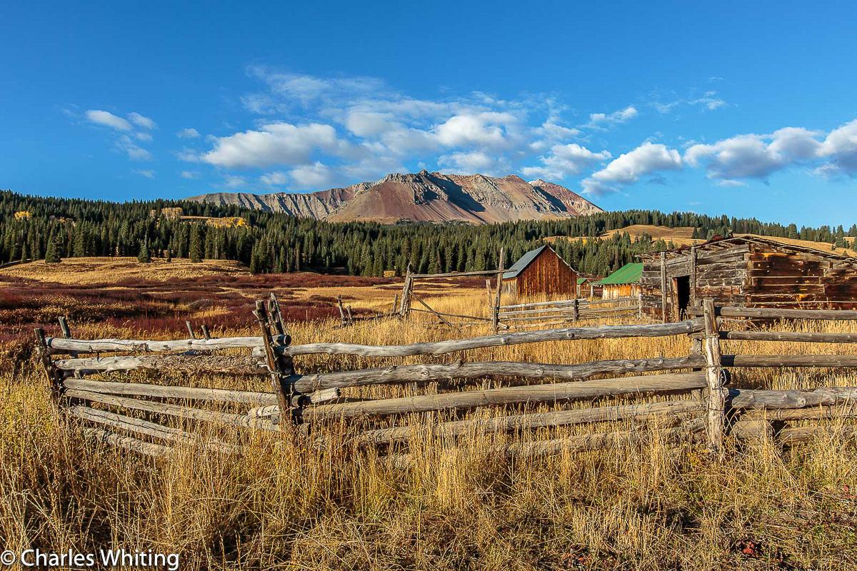 Homestead, Lizard Head Pass, Colorado, photo