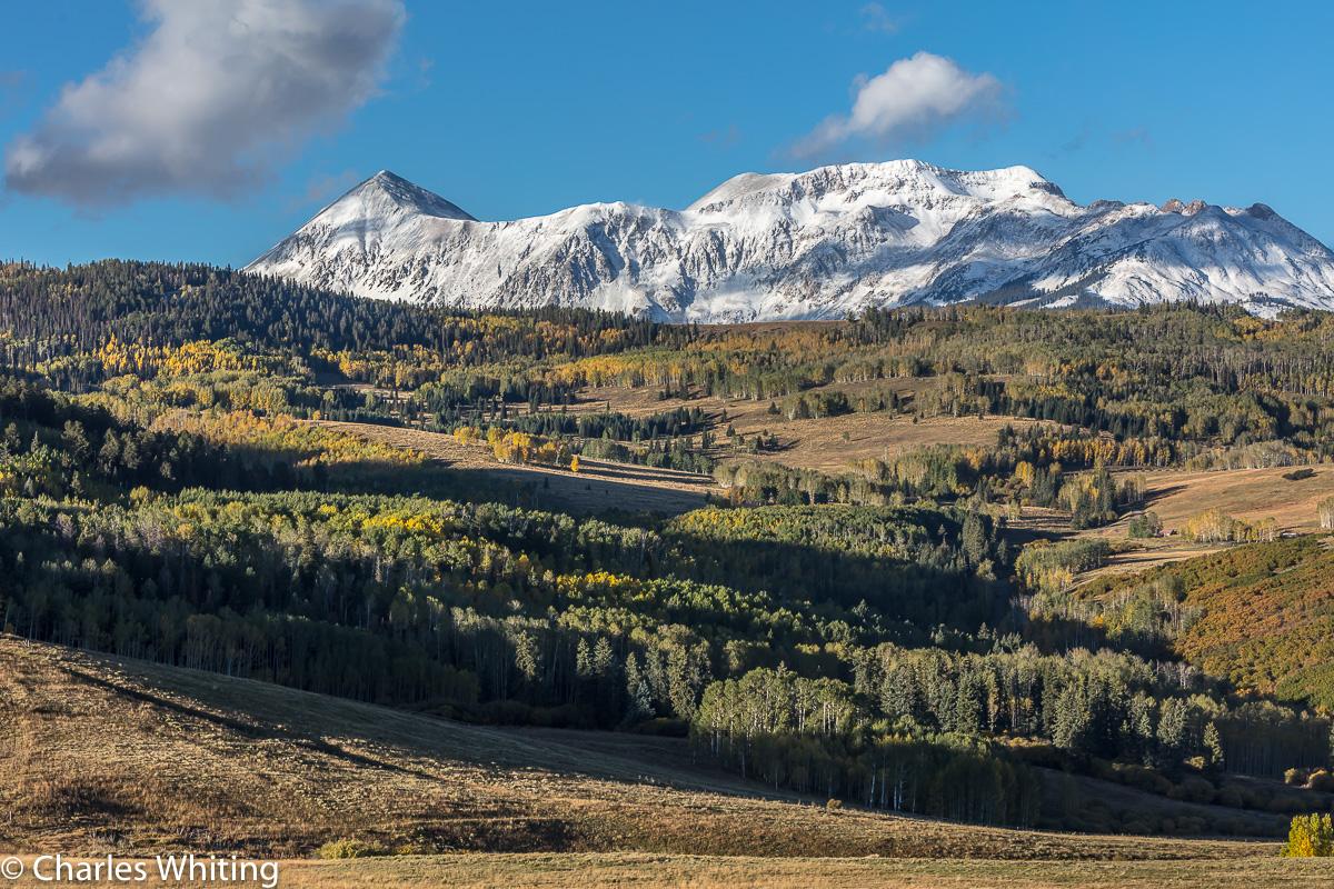 Dolores Peak, Lizard Head Wilderness, San Juan Mountains, Colorado