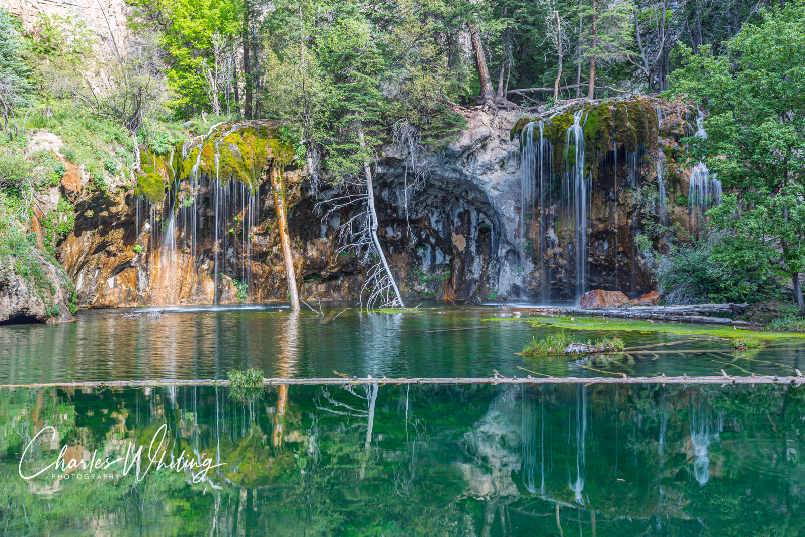 Hanging Lake, Glenwood Canyon, Colorado, photo