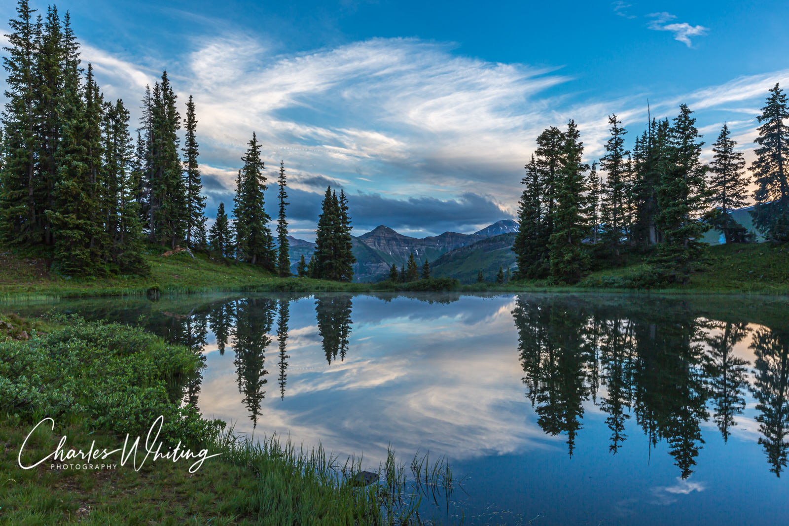 Paradise Divide, Crested Butte, Colorado, Sunset, photo