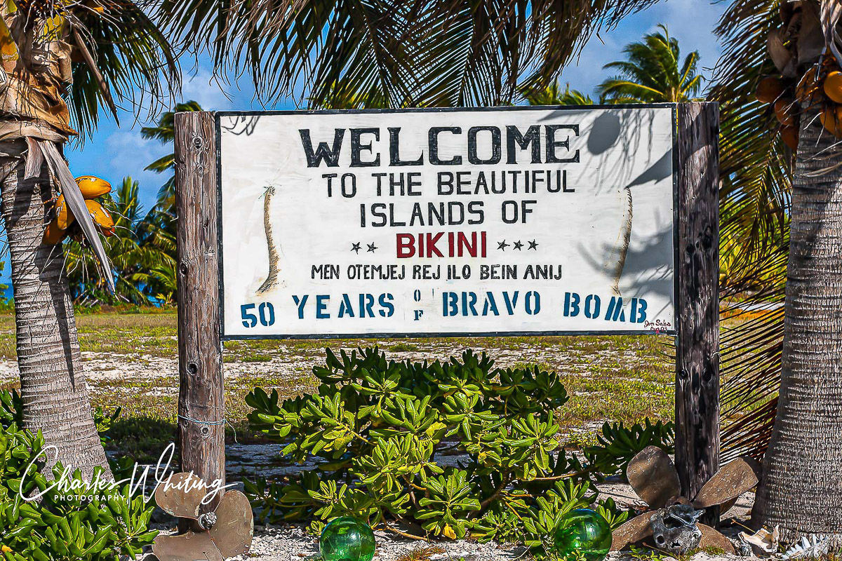 Enyu Airstrip, Bikini Atoll, Marshall Islands, photo