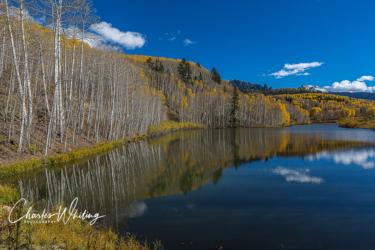 Mountain Village, Colorado, Reflections, photo