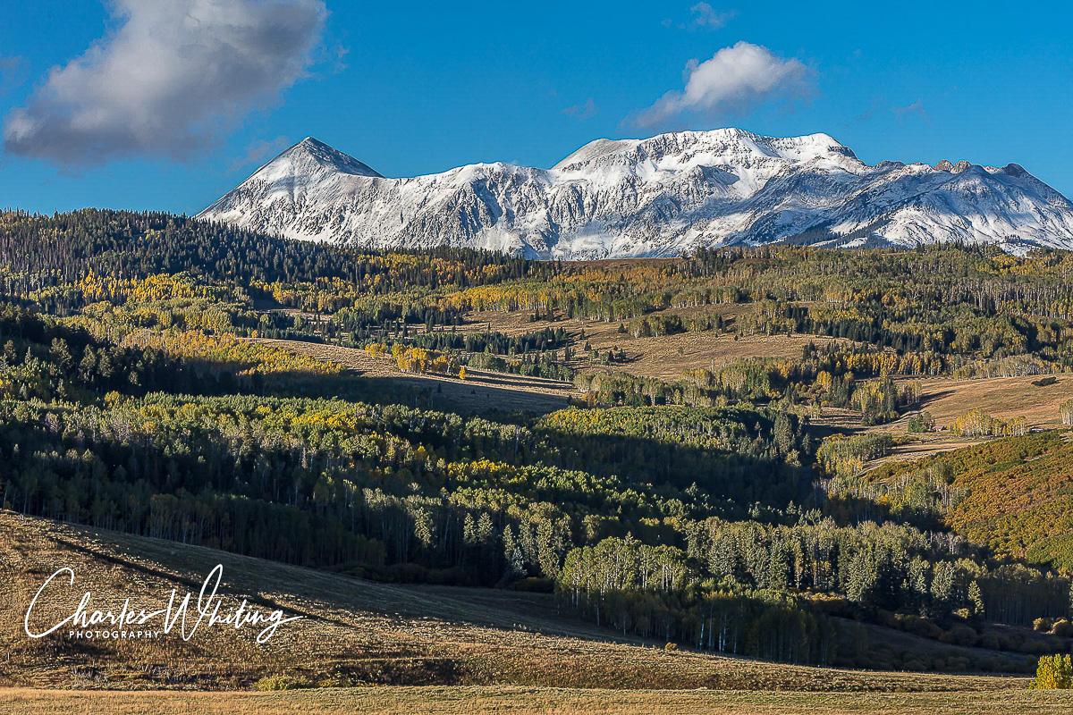 Dolores Peak, Lizard Head Wilderness, San Juan Mountains, Colorado, photo
